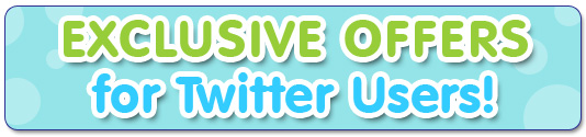 Exclusive Offers for Twitter Users